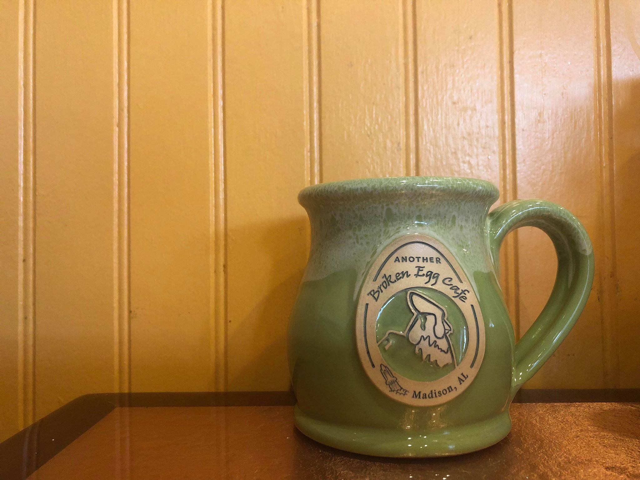 Another Broken Egg Cafe mug
