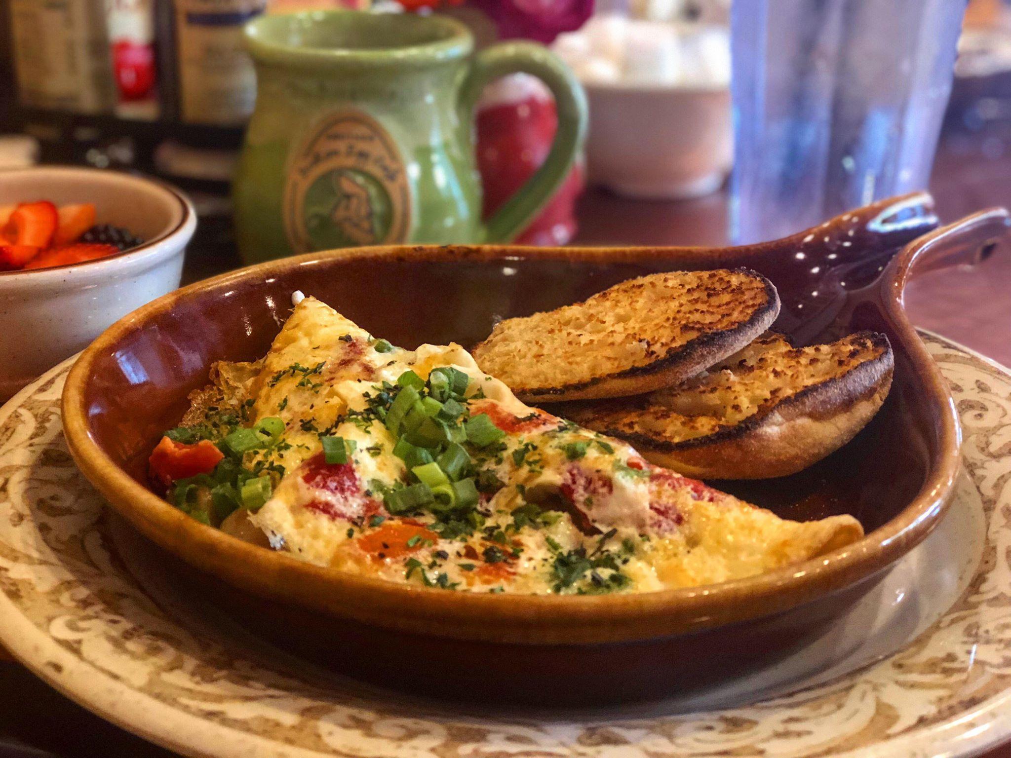 Another Broken Egg Cafe Food