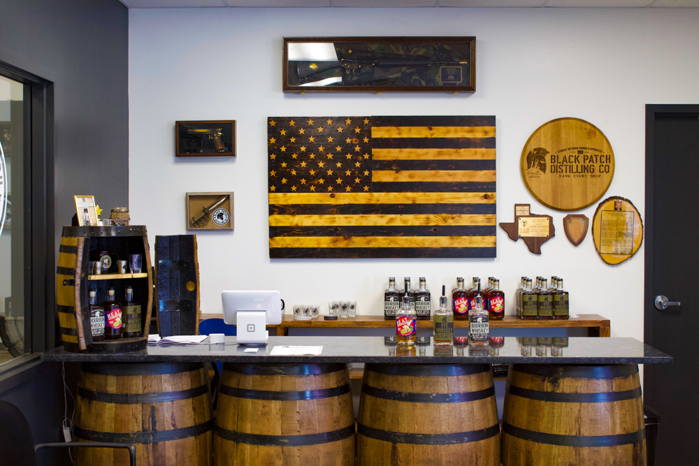 Black Patch Distillery